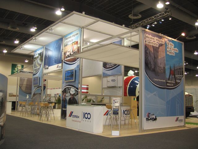 Exhibition Booth System Panel : Octanorm máxima systems pinterest