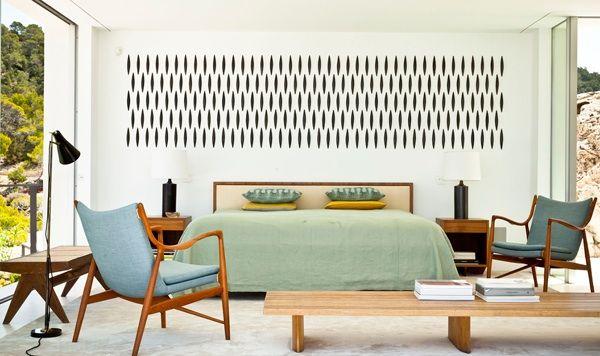style scandinavian bedroom interior more interior design mid century