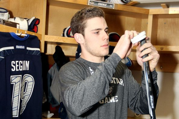 Tyler Seguin - 2012 Tim Hortons NHL All-Star Game