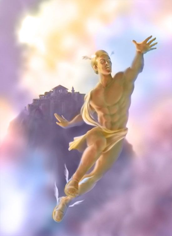 Hermes dios