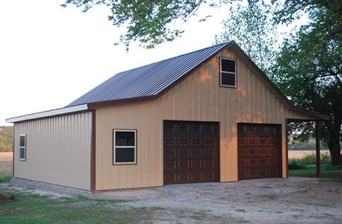 Best West Branch Mi Garage Building Lester Buildings 640 x 480
