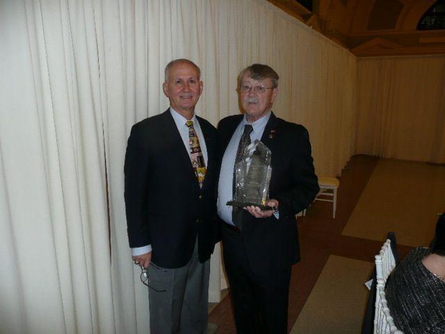 Paul & Jim John Vincent Power award 2017