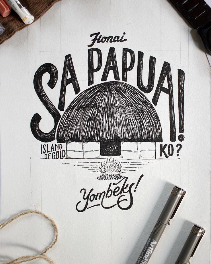 Siap dibungkus buat artikel @hepiskrim selanjutnya. Ada yang spesial buat artikel yang ini. Karena kita akan membahas tentang pulau paling timur di Indonesia, Papua! So, siap dibungkus teman-teman? :) . #hepiskrim #selamatberteriak