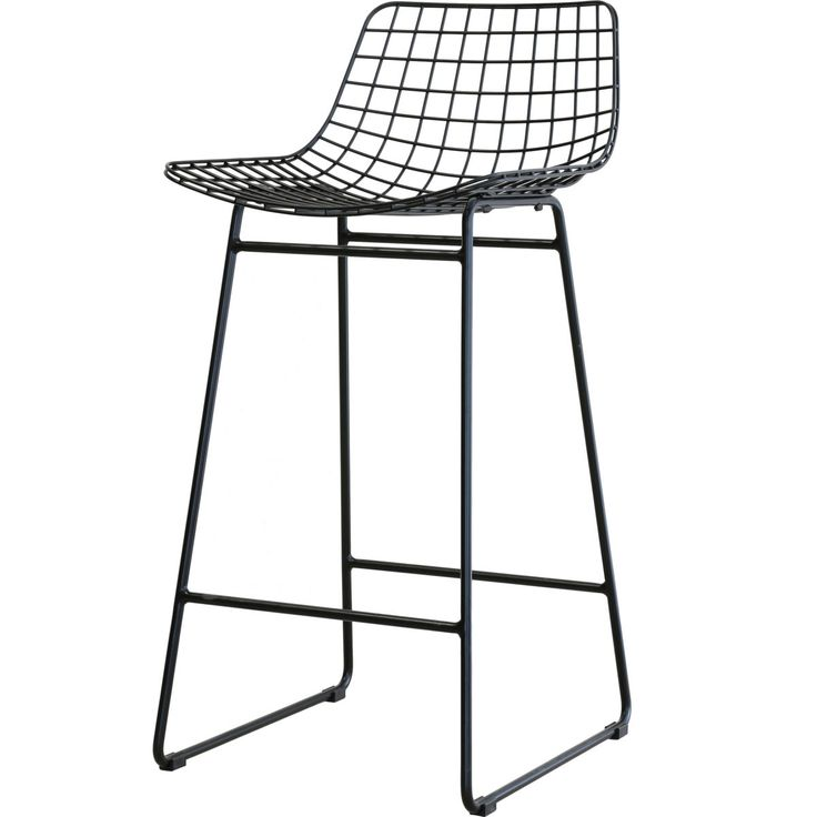 Wire Barstool • WOO Design