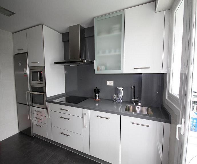 diseños de gabinetes para la cocina2 Diseños de Gabinetes para Cocinas en Formica