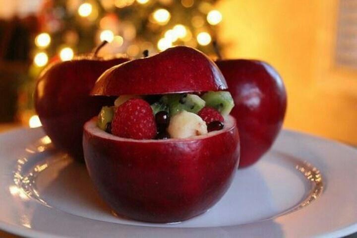 eat a fruit salad like that! | Yummy Eats | Pinterest