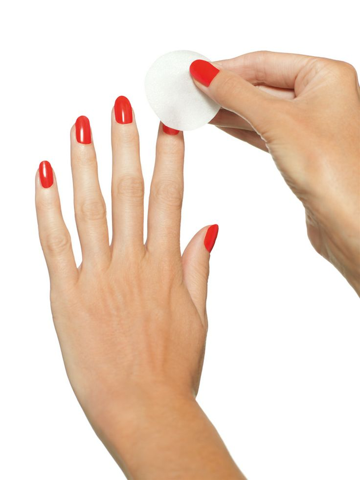 Out celebrating and your nails are chipped? Use nc Nail Lacquer Remover Pads for a quick and easy fix!
