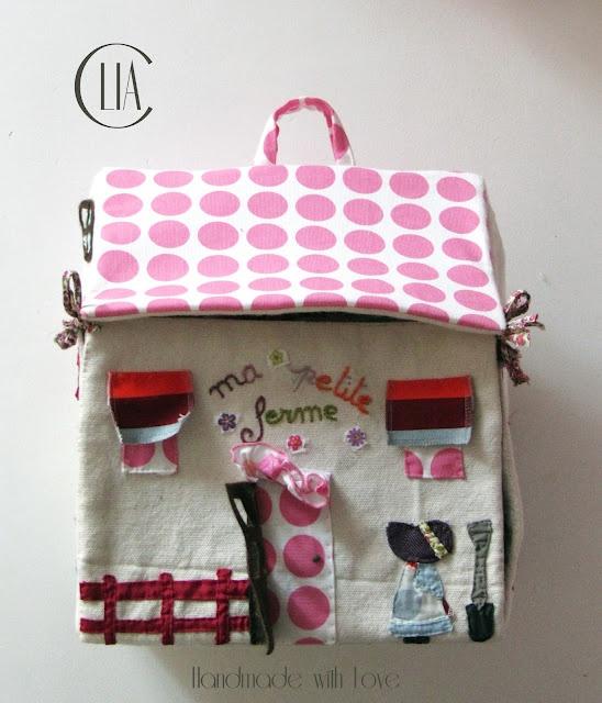 Feutrine maison une collection d 39 id es que vous avez for Arielle d collection maison