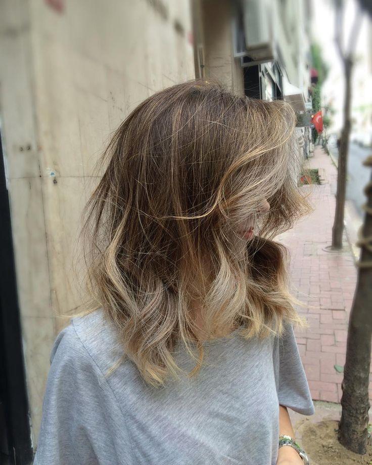 cool Модные техники окрашивания омбре: 55 Идей на все типы волос (фото)