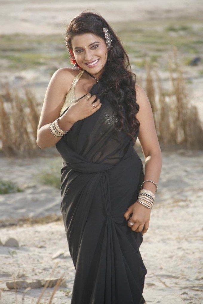 Akshara singh bhojpuri actress apologise