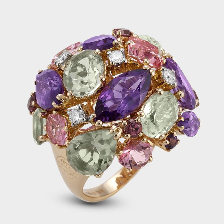 luxury gewels, ring by ponte vecchio gioielli
