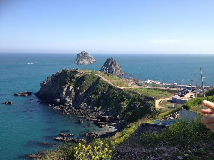 부산 오륙도,한국 여행,모바일가이드