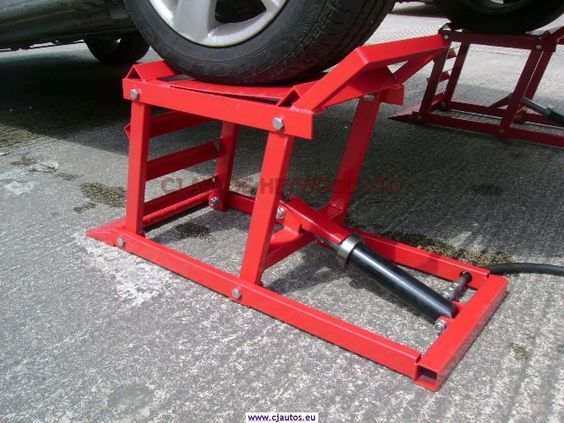Hydraulic Lift Ramps : Best ideas about hydraulic car ramps on pinterest