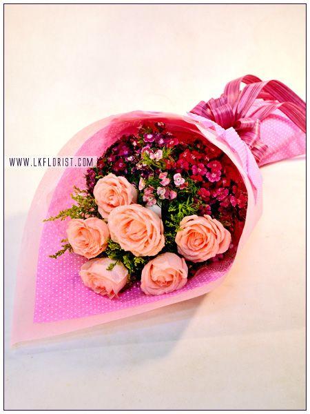 Hand Bouquet,HB04080-13