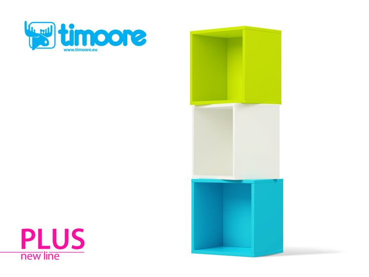 meble dla dzieci - Color Box | Timoore