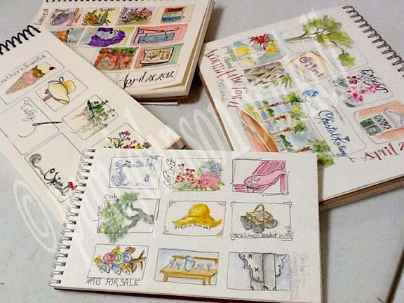 Artists' Journal Workshop: Artists, Watercolor, Building, Fast Sketching, Journal Pages, Art Journals, Sketchbook, Journal Workshop, Artist Journal