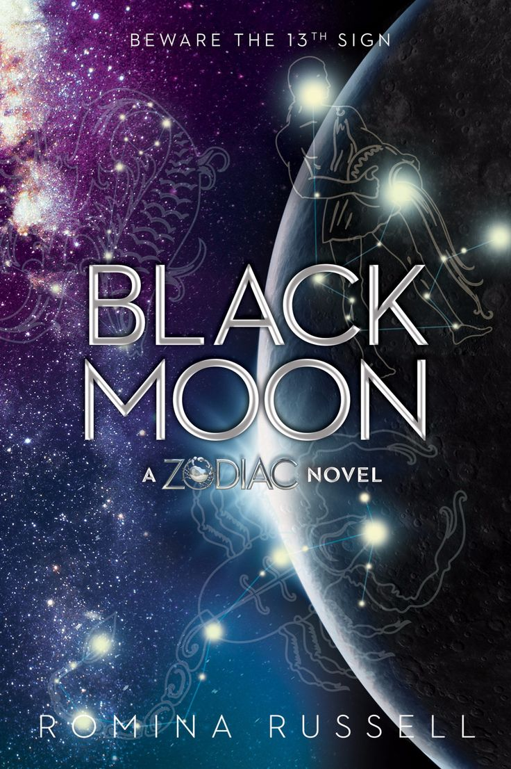 Black Moon By Romina Russell (zodiac #3)