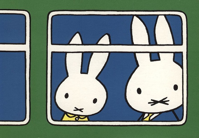 Miffy-04 by JaniDiesner, via Flickr