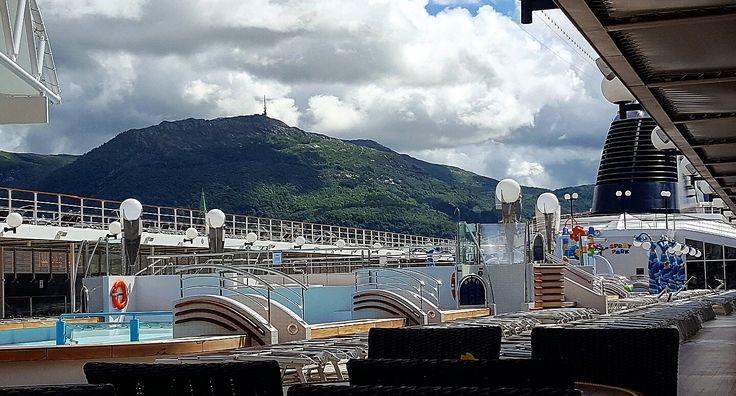 MSC Opera in Bergen, Norway