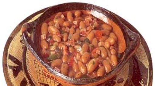 Frejoles Piuranos - Comida Peruana