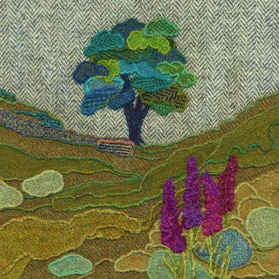 Original Art - Bright Seed Textiles