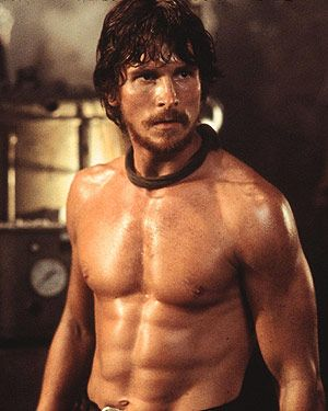 Reign of Fire - You knew I was going to choose this pic. I mean, look at him!