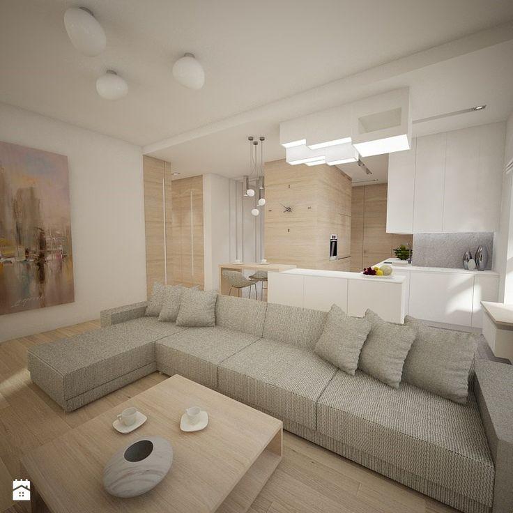 Salon styl Nowoczesny - zdjęcie od Nasciturus design - Salon - Styl Nowoczesny - Nasciturus design