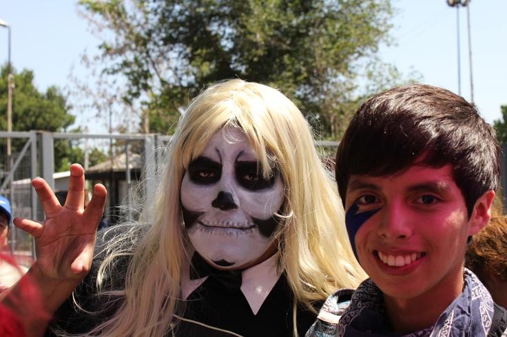 Maquillaje Gaga