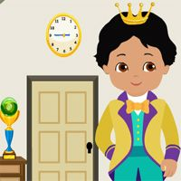 Play Games4King Cute Prince Escape Game-Play Free Hidden Objects Games-Hiddenogames