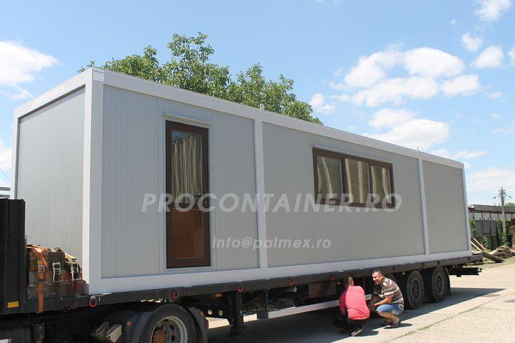 House container (casa) idea