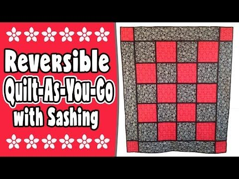 568 Best Quilt As You Go Images On Pinterest Quilt As