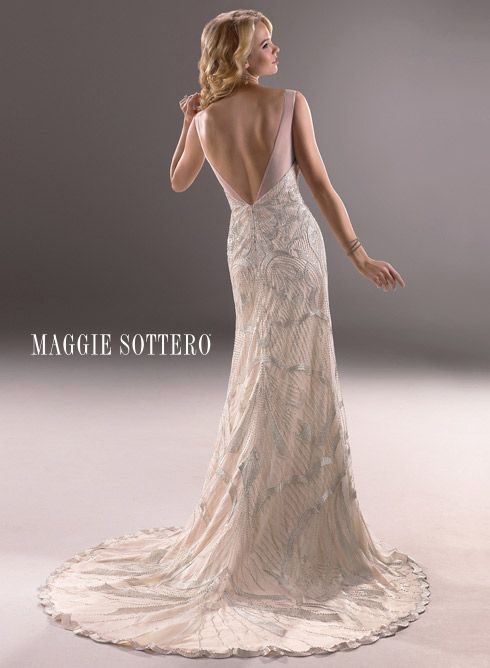 Gianna - by Maggie Sottero i don't know why i love this dress i just do