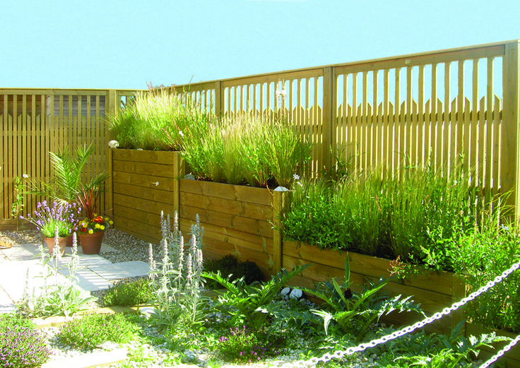 26 best raised beds garden planters images on pinterest garden jacksons goes to the seaside by philippa obrien featuring raised beds for planting garden fencinggarden plantersfence ideasgarden workwithnaturefo