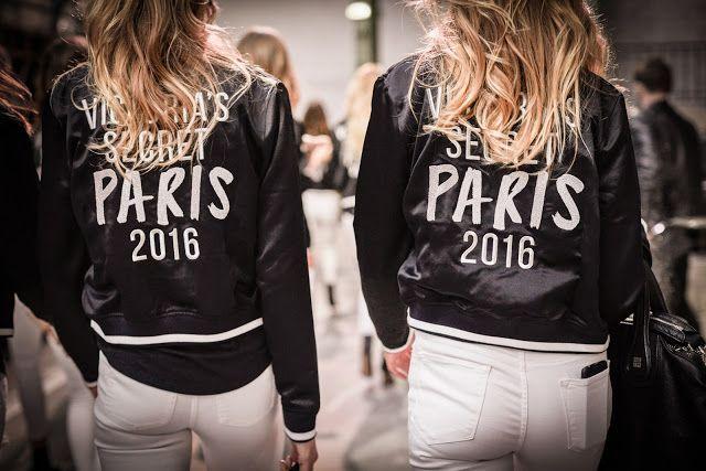 Book Written Rose: Victoria's Secret Fashion Show 2016