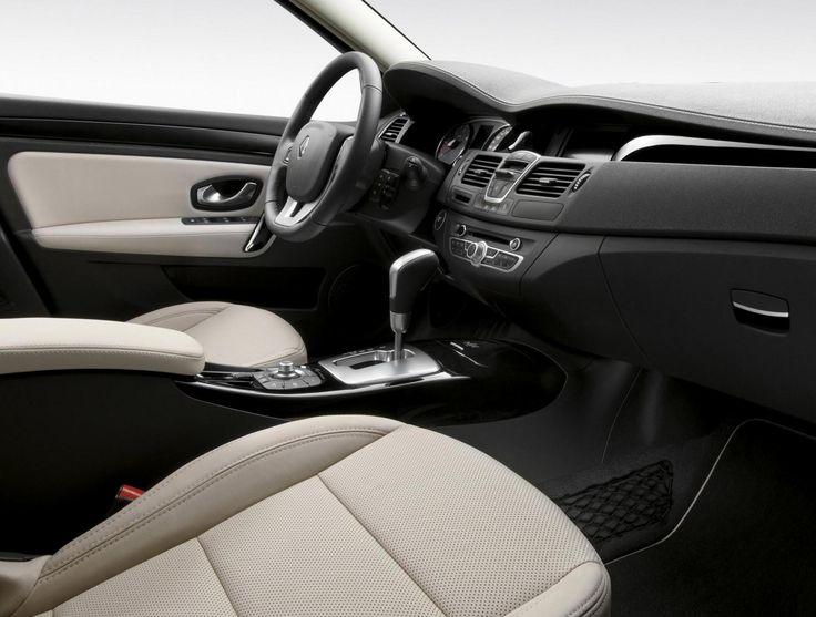 Renault Laguna Hatchback Characteristics - http://autotras.com