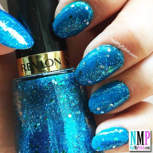 44 best Blue Nail Polish images on Pinterest