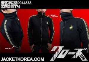 Jaket Crows Zero - Takiya Genji Gold Sporty