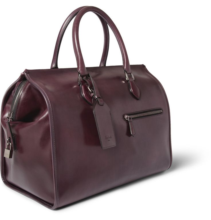 Berluti - 48-Hour Venezia Leather Holdall Bag. www.designerclothingfans.com