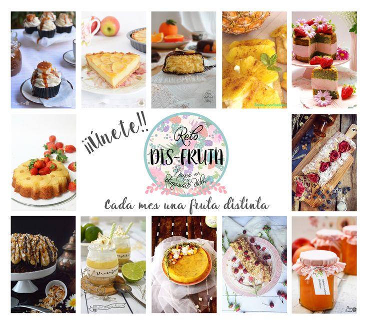 Disfruta cada mes preparando dulces y postres con frutas de temporada. Juntas crearemos el mejor recetario dulce de la historia!! Únete!!