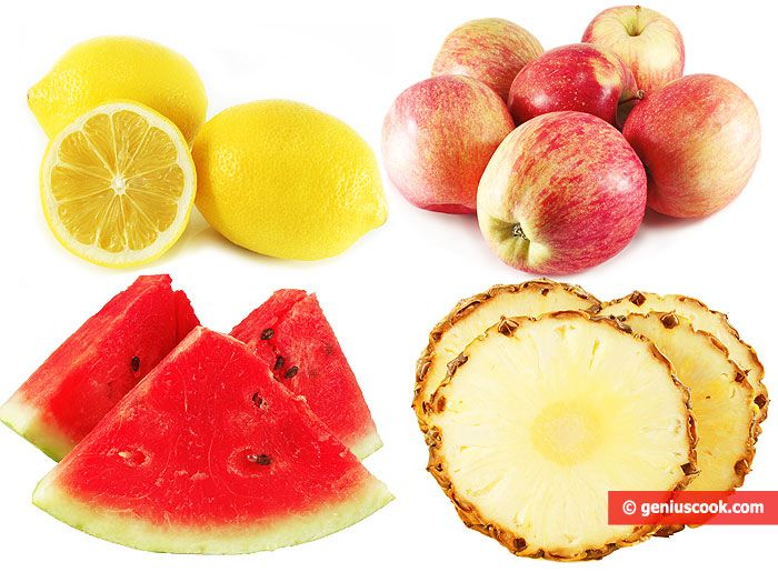 4 fruit, which will help to lose weight quickly