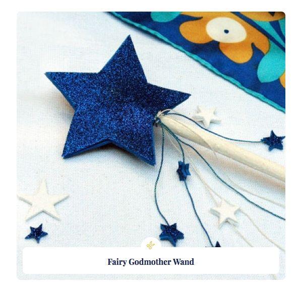 Fairy Godmother Magic Wand