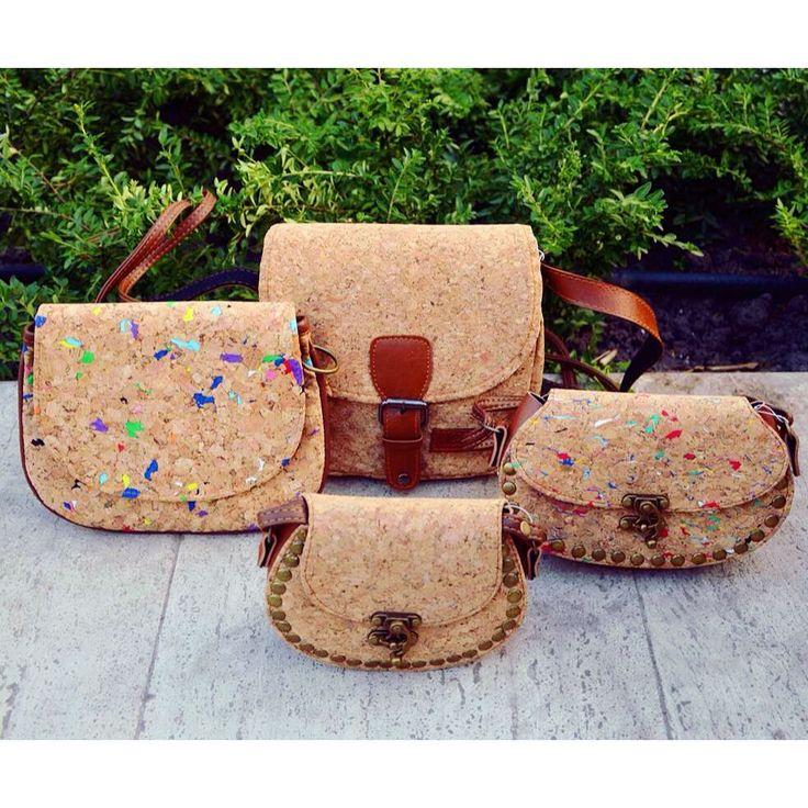 Parklife 🌳   Natural cork bags and purses for threehugger gals.  #szputnyik #szputnyikshop #budapest