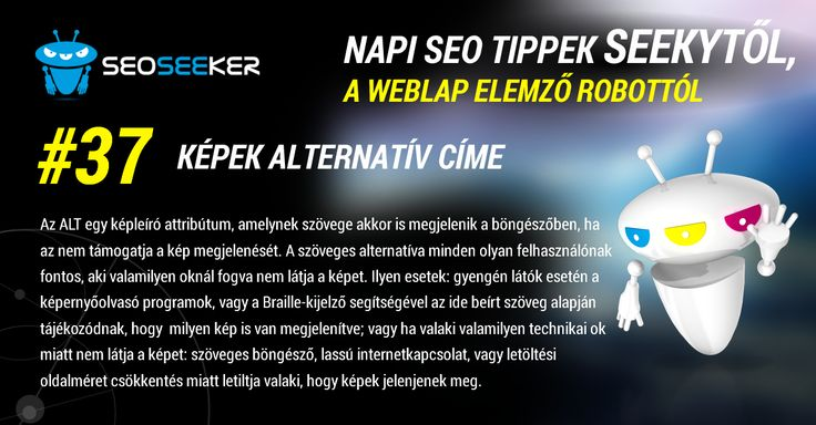 Seeky robot SEO tippjei, fogalom magyarázatai #seotips #seo #37