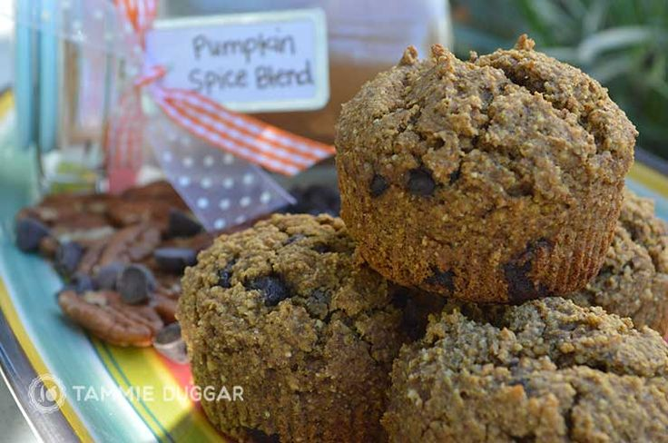 Pumpkin Spice Muffins - Powered by @ultimaterecipe