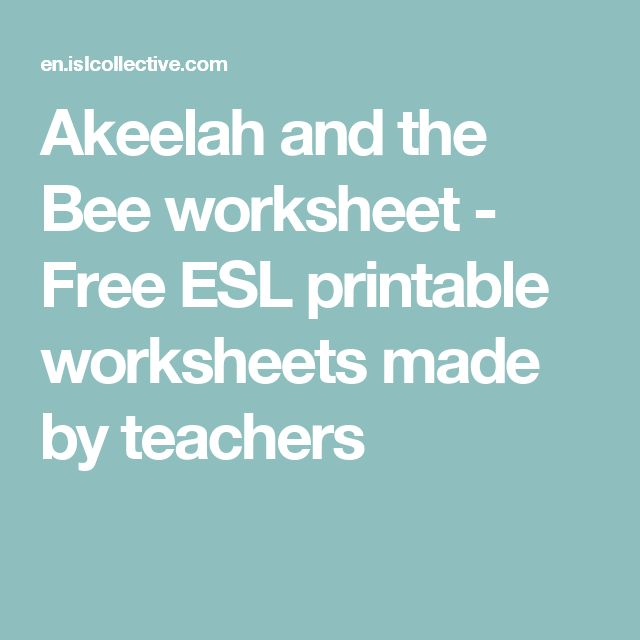 essay about akeelah and the bee View essay - akeelah from it 113 at kenyatta university 1 [surname] name: tutor: course: date: akeelah and the bee in 2006, lionsgate films in association with other production companies released.