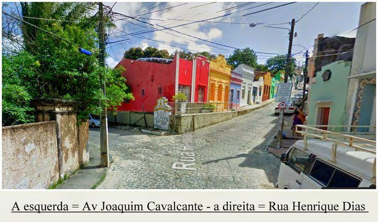 Av Joaquim Cavalcante - Varadouro - Olinda - Casas para Carnaval: Av Joaquim Cavalcante - Varadouro - Olinda - Casas...