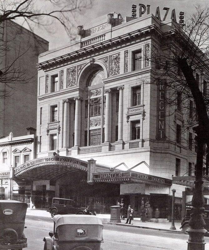 Regent Theatre 1930s