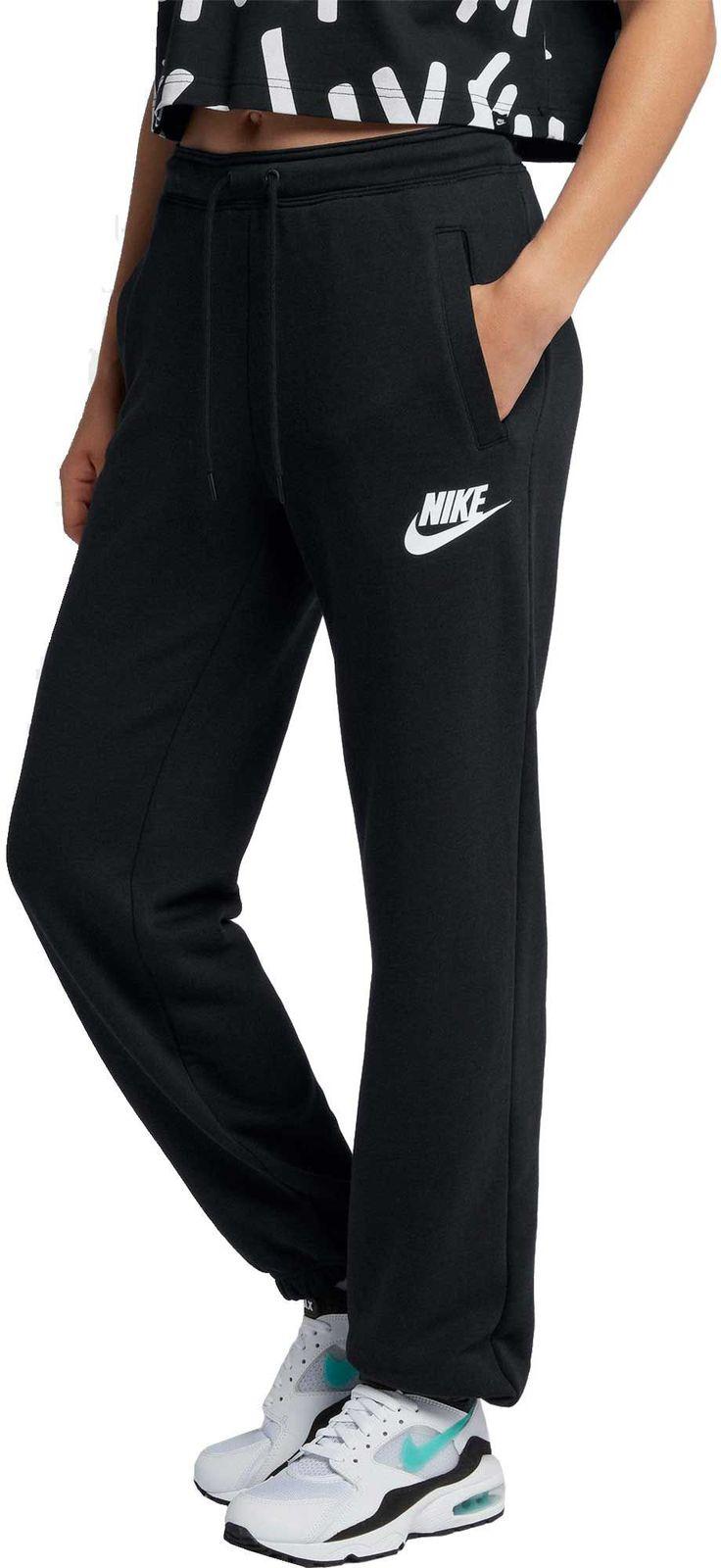 Nike womens sportswear rally loose fit sweatpants size