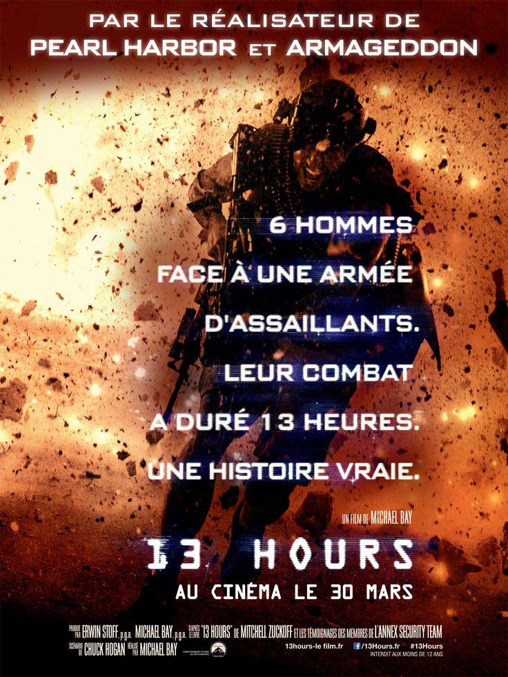 Benghazi (Libye), 11 septembre 2012.Face à des assaillants sur-armés et bien supérieurs en nombre, six hommes ont eu le courage de tenter l'impossible. Leur combat a duré 13 heures. Ceci est une histoire vraie.
