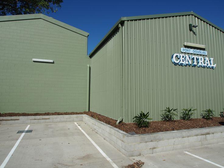 Portal Framed Warehouses - Port Douglas